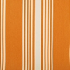 Duralee 21017 35 Clear Water Stripe Tangerine