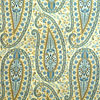 Ralph Lauren Keswick Paisley - Light Blue/Gold