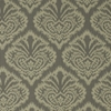 Robert Allen Ikat Damask Pewter