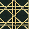 Waverly Sun N Shade Garden Lattice - Black